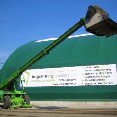 Kompostieren.at Kompostieranlage Mondsee