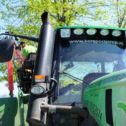Kompost kaufen Lieferung Oberösterreich kompostieren.at