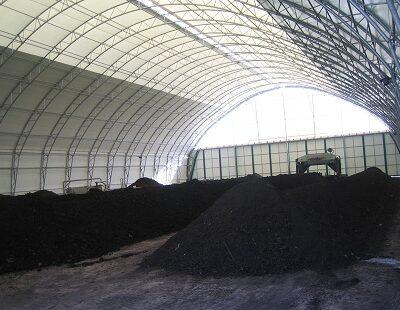 kompostierung lager